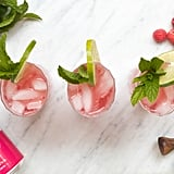 Raspberry Lime Mojito
