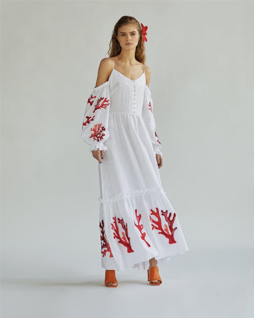 Leep The Saint-Tropez White Dress