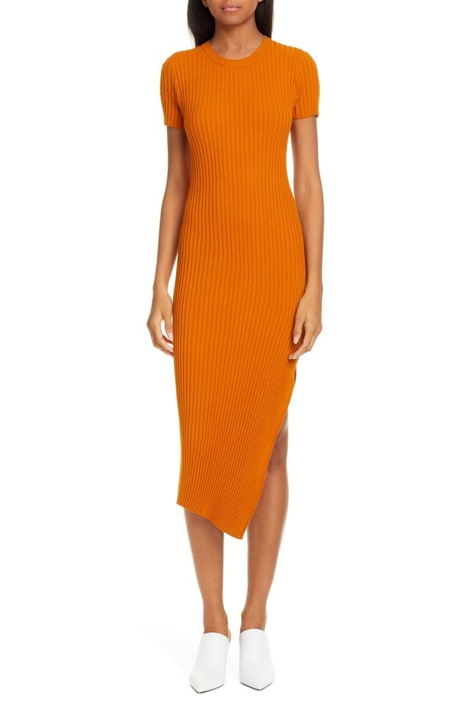 A.L.C. Minetta Rib Sweater Dress