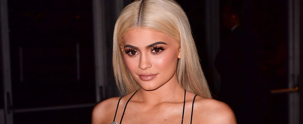 Kylie Jenner's New Hair Proves That the Rose Gold Trend Is Here to Stay