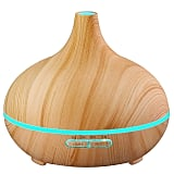 VicTsing Cool Mist Ultrasonic Aroma Essential Oil Diffuser