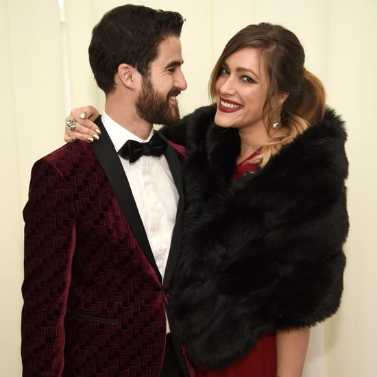Darren Criss and Mia Swier Cutest Photos