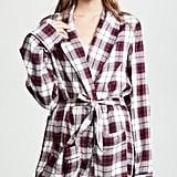 ... Three J NYC Flannel Robe The White Company Double Face Jersey ... cde44e02f