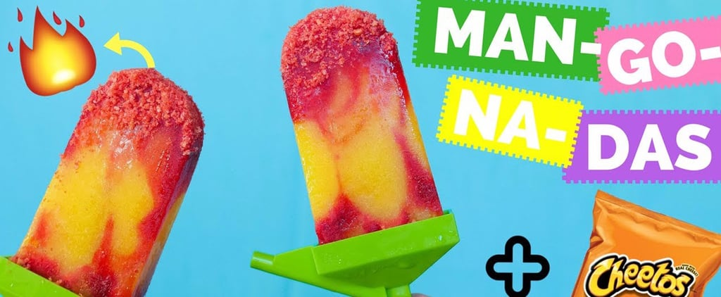 These Flamin' Hot Cheetos Mango Paletas Are About to Freaking Rock Your World