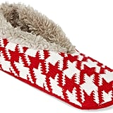 Knit Slipper Socks ($12)