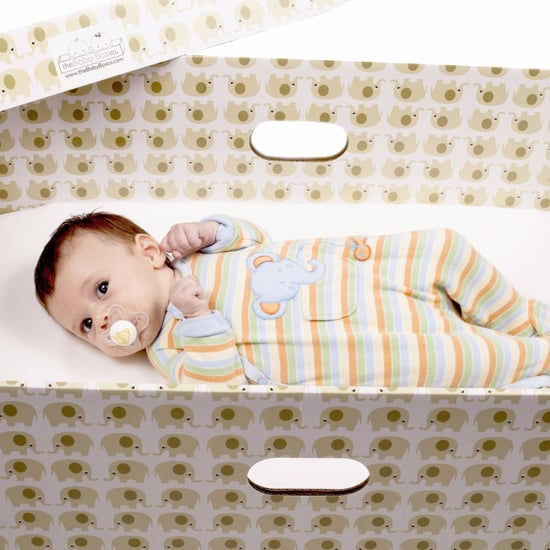 New Jersey Is First State to Give Free Baby Boxes to Parents