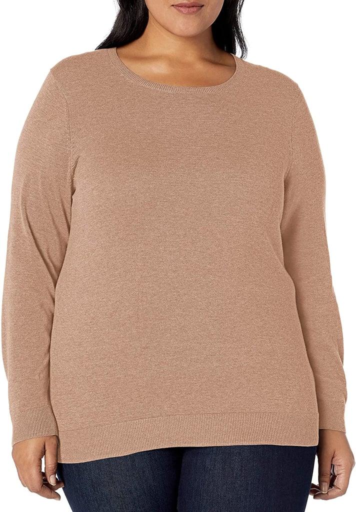 A Staple Crewneck Sweater