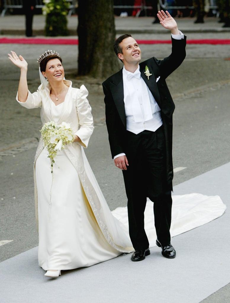 Princess Märtha Louise of Norway, 2002