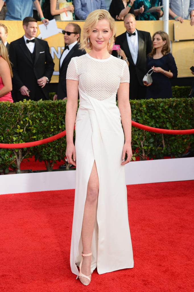 Gretchen Mol at the SAG Awards 2014