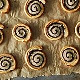 Mushroom Pinwheels