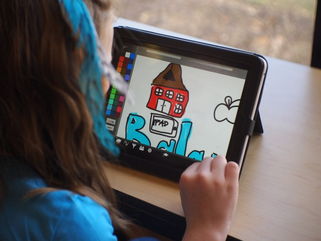 Letting Kids Play on Your iPad