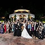 Disneyland Hotel Wedding