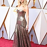 Jennifer Lawrence Dior Dress Oscars 2018