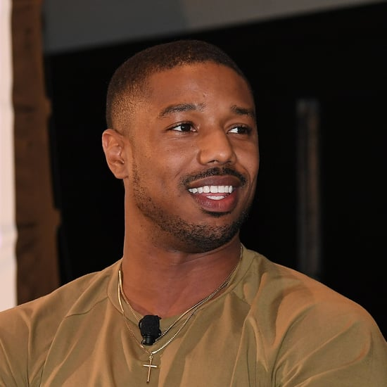 Michael B. Jordan Surprises Kids at School