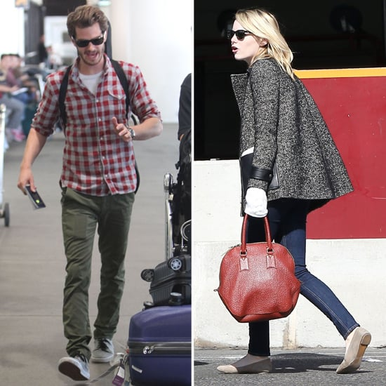 Emma Stone and Andrew Garfield Take Flight in Different Directions
