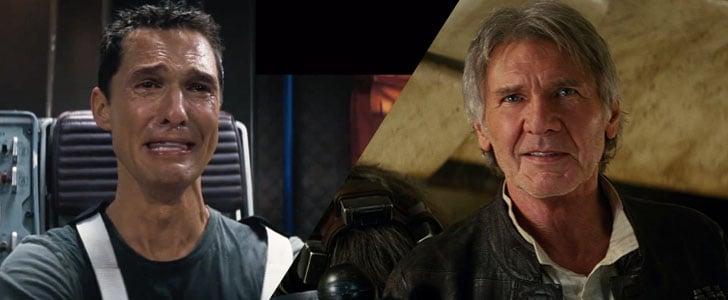 Matthew McConaughey Watches the Star Wars Trailer