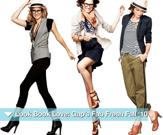 Pictures of Gap Fall 2010 Collection