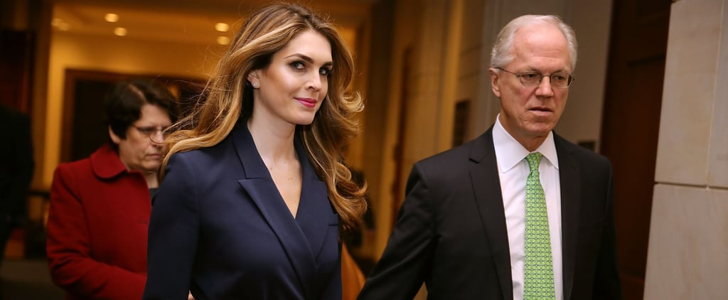 Hope Hicks Quits as White House Communications Director