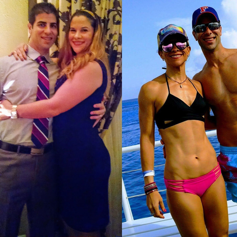 50 Pound Weight Loss Story Popsugar Fitness