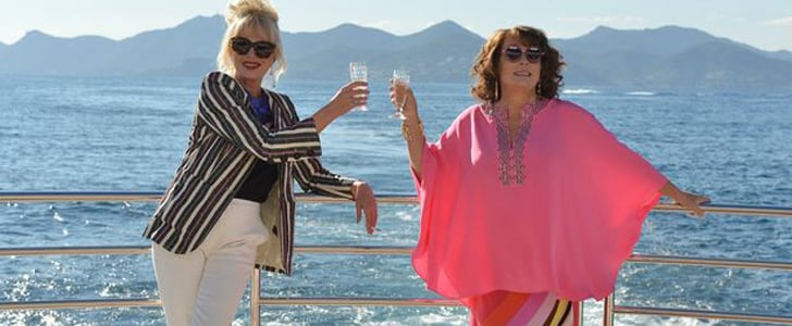 Absolutely Fabulous Movie's First Picture