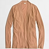 Take J.Crew's classic camel cardigan ($24, originally $40) to your desk and leave it there. We promise you'll wear it at least once a week.