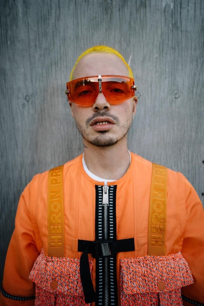 BRB, I'm Immersing Myself in J Balvin's New Album — and Its Guided Video Meditations