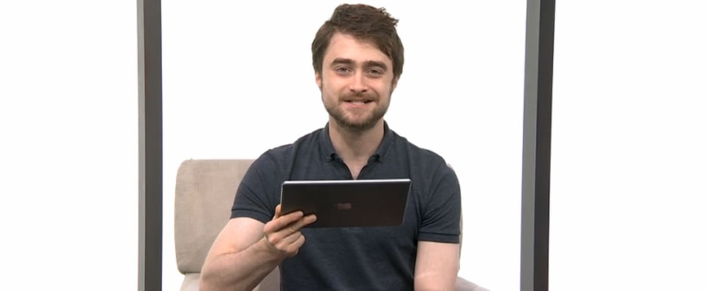 Daniel Radcliffe Answering Kids Questions Video