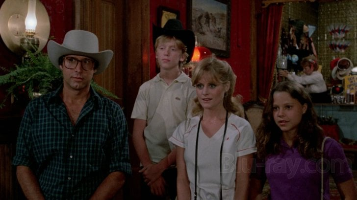 Anthony Michael Hall And Dana Barron Vacation 1983
