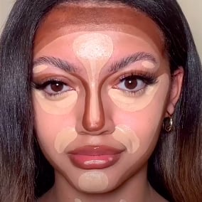 The Coolest Makeup-Contouring Videos on TikTok
