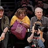 Pictures of Lakers Game