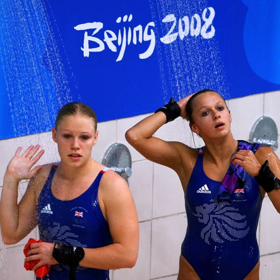Why Olympic Divers Shower After Each Dive