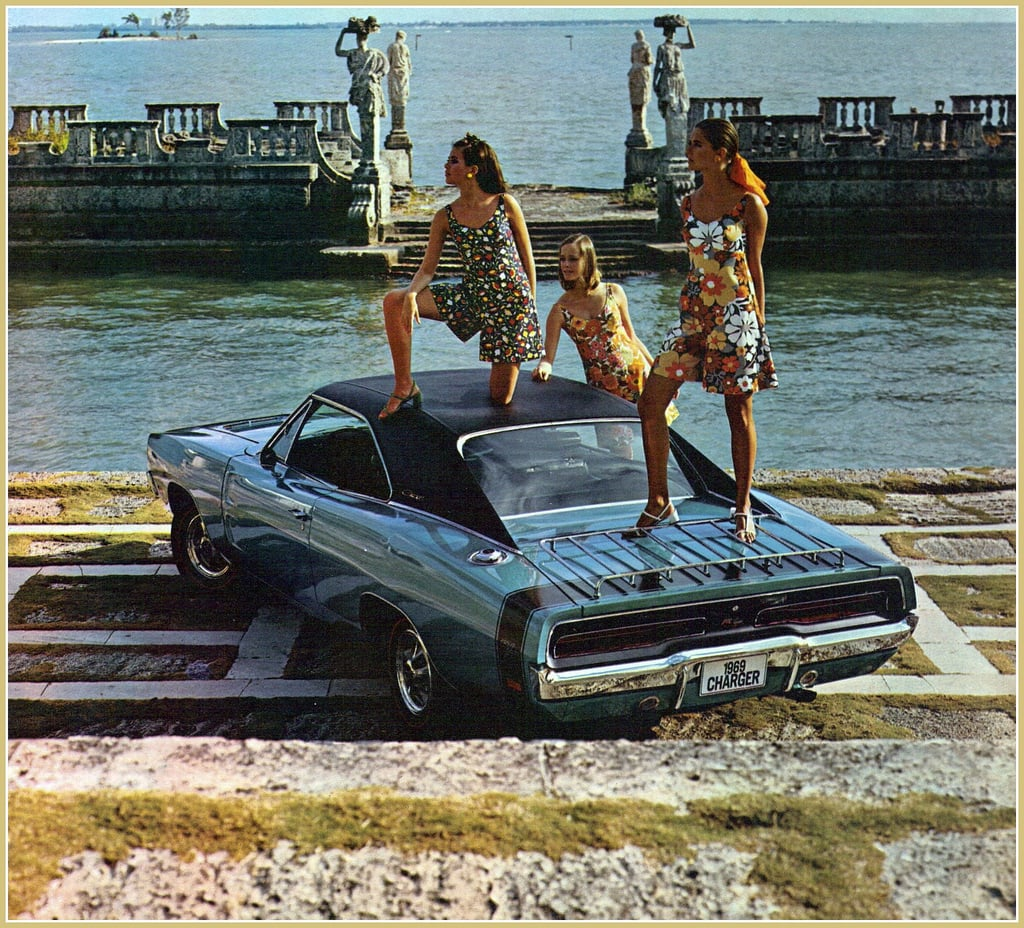 The women will just flock to your car. | Vintage Car Ads | POPSUGAR ...