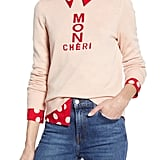 Halogen® x Atlantic-Pacific Mon Cheri Sweater