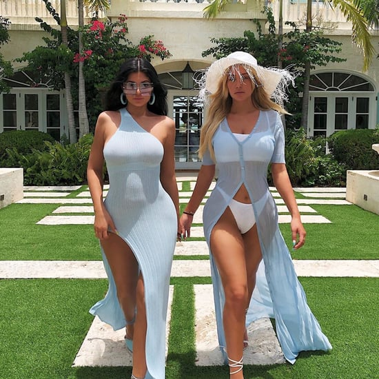Kylie Jenner Turks and Caicos Holiday July 2019 Photos