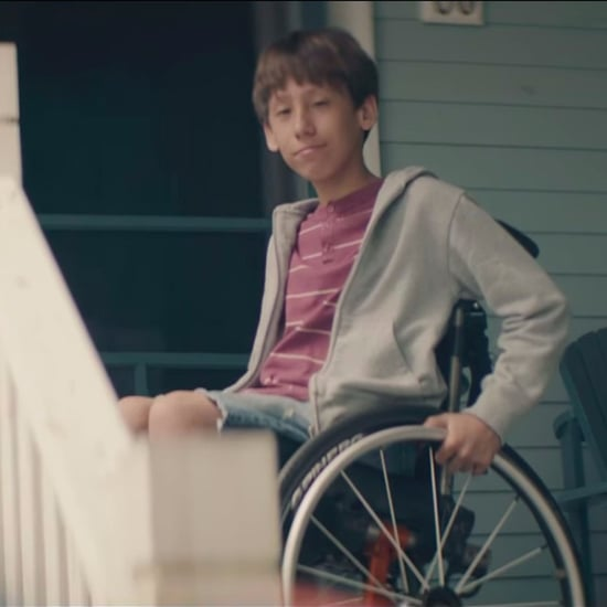 Canadian Inclusion Ad With Kids Playing Basketball