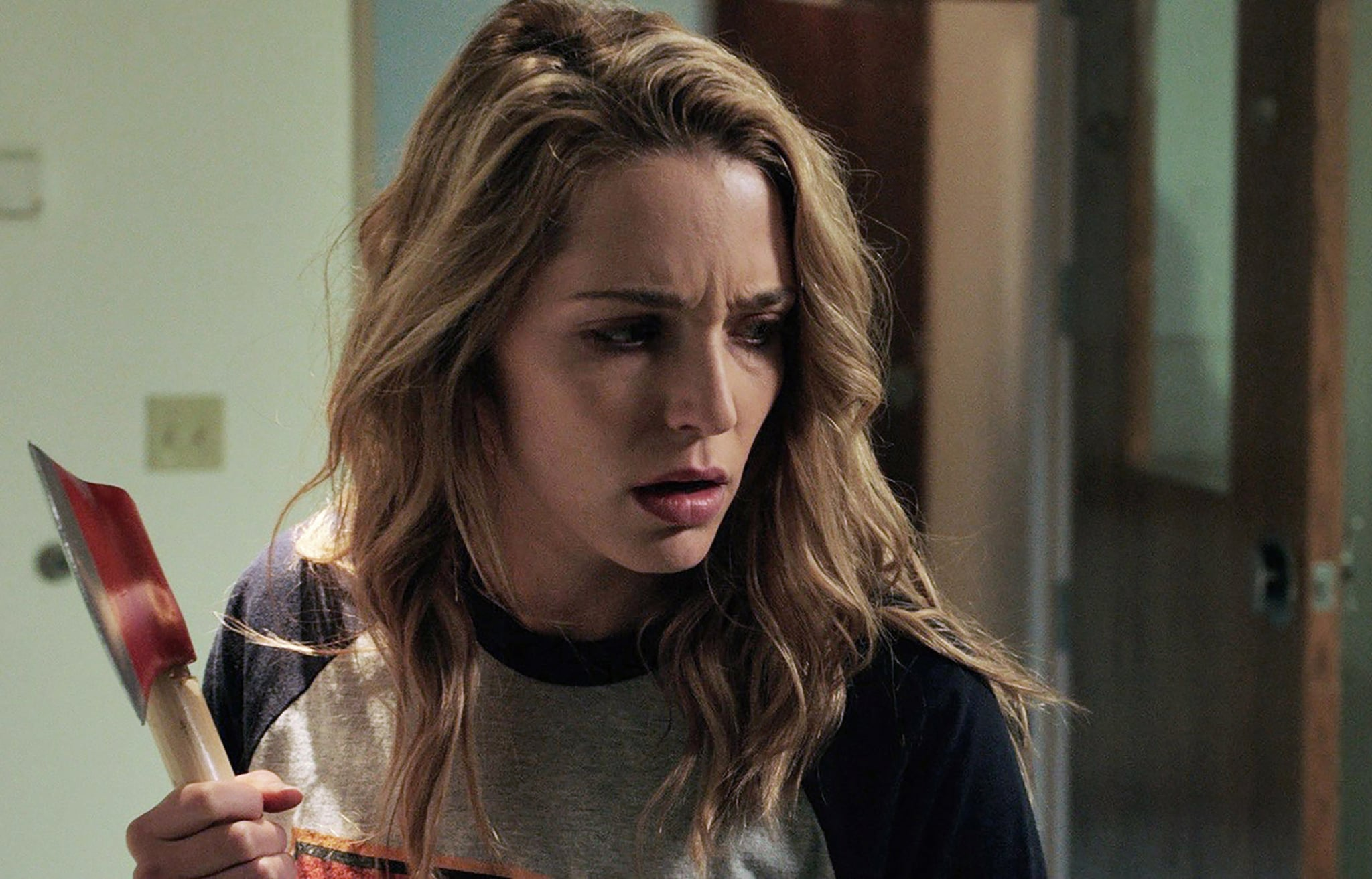 HAPPY DEATH DAY, Jessica Rothe, 2017. Universal Studios/courtesy Everett Collection