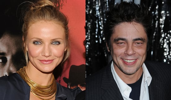Cameron Diaz to Star in An Ex to Grind With Benicio Del Toro 2010-04-20 11:30:00