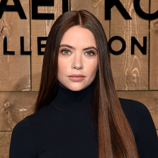 Ashley Benson Debuts New Waist-Length Hair Extensions 2020