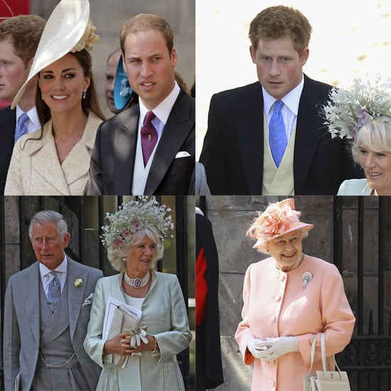 Kate Middleton Pictures After Zara and Mike's Wedding With Royals