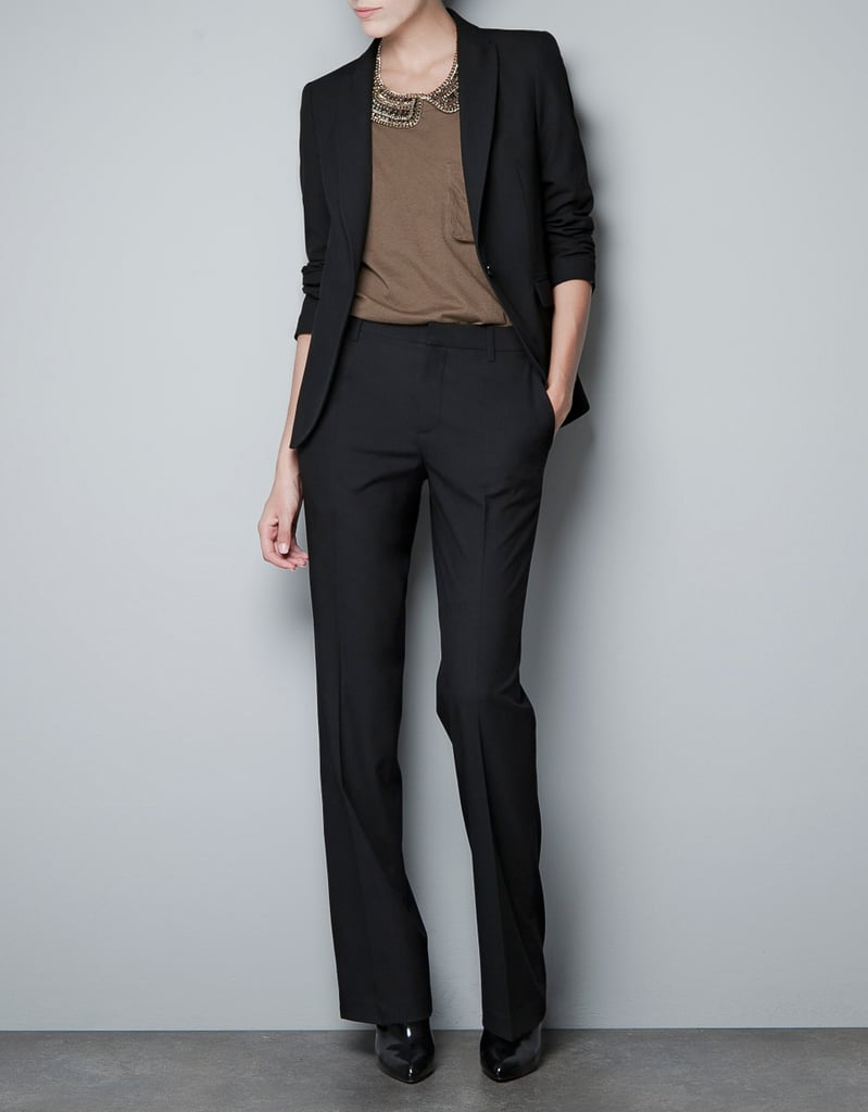 Zara Cool Wool Blazer ($60, originally $80)