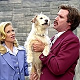 Anchorman — Ron Burgundy and Baxter