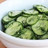 Sweet and Sour Cucumbers