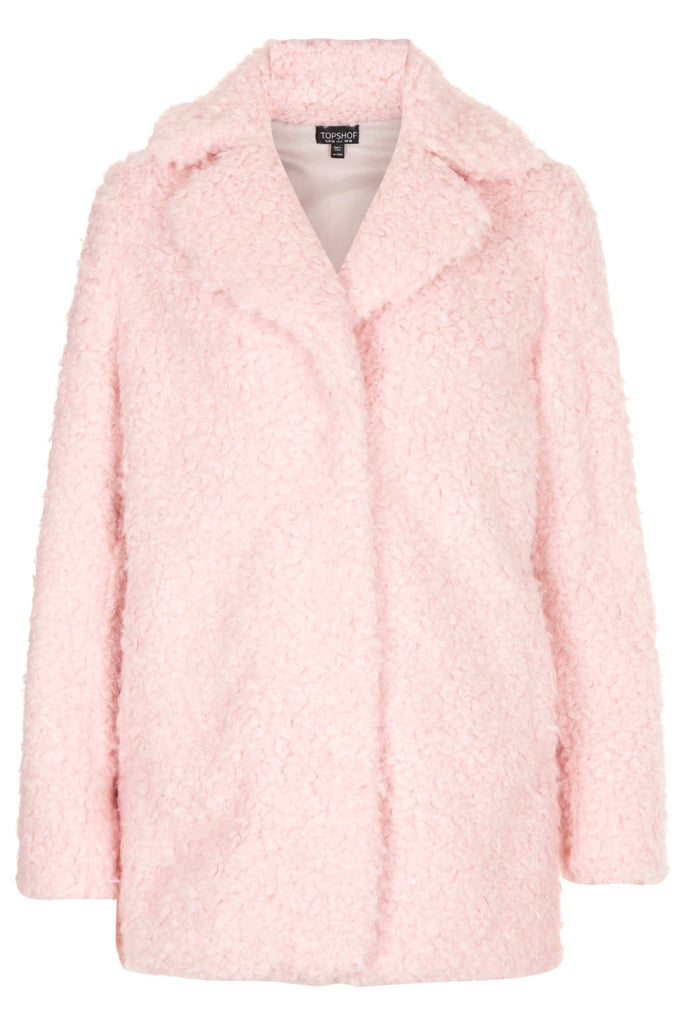 Pink Coats For Women | Fall 2013