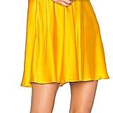 Amanda Uprichard Deep-V Slip Dress