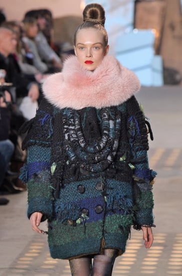 Paris Fashion Week: Christian Lacroix Fall 2009