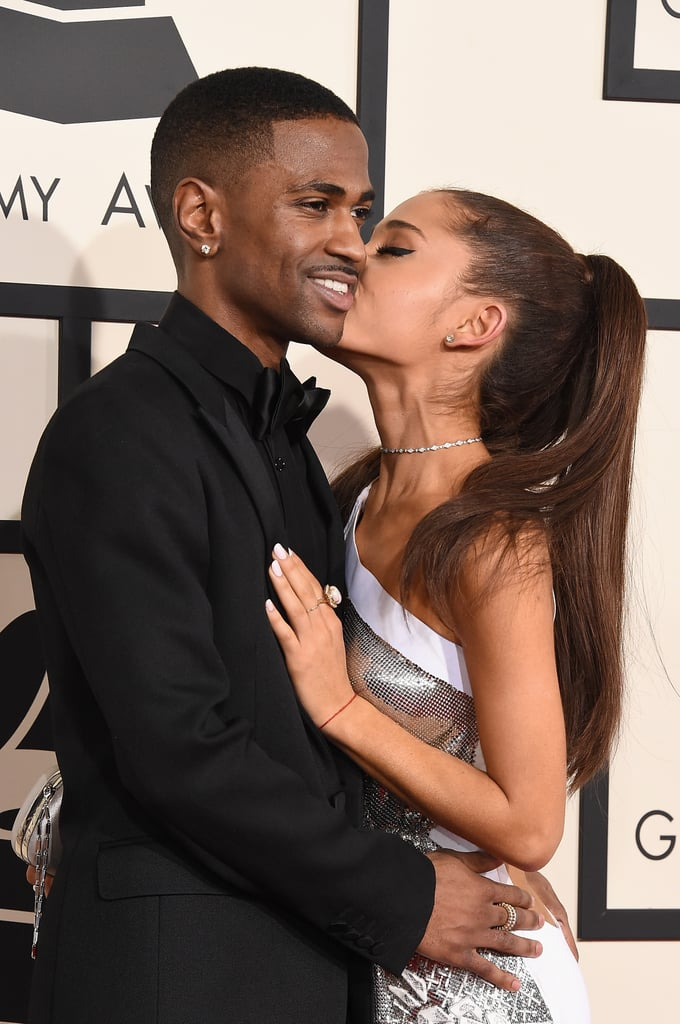 Ariana Grande and Big Sean's PDA Is Out of Control at the Grammys