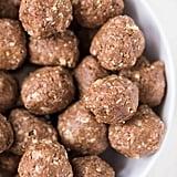 5-Minute Nutella Oat Bites