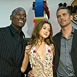 Pictured: Tyrese, Devon Aoki, and Paul Walker