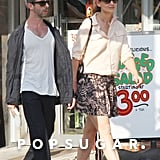 Katie Holmes With New Man in NYC | Pictures