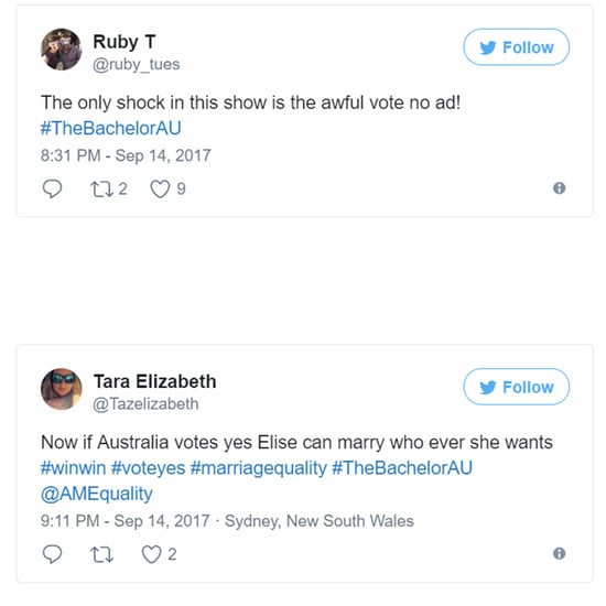 Twitter Reactions to the Marriage Equality Ads